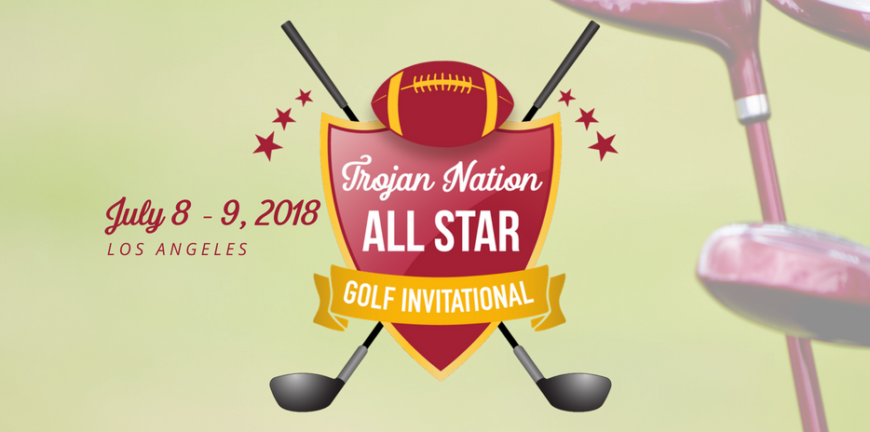 USC Trojan Nation All Star Golf Invitational